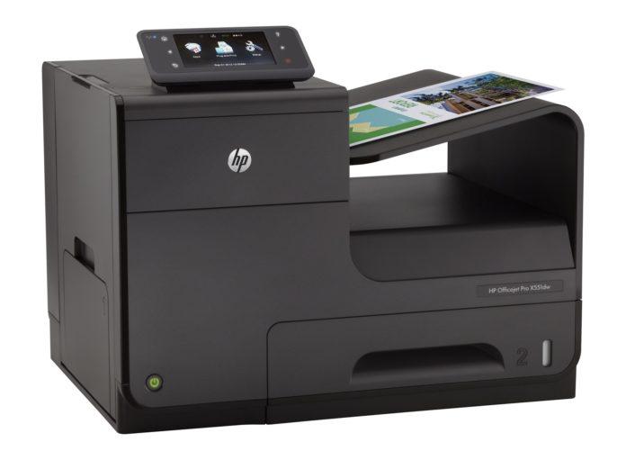 HP Officejet Pro X576dw Treiber